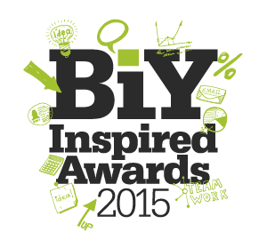BiY Inspired Awards 2015