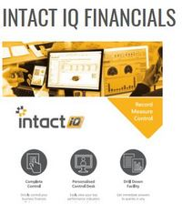 Intact iQ Financial accounts