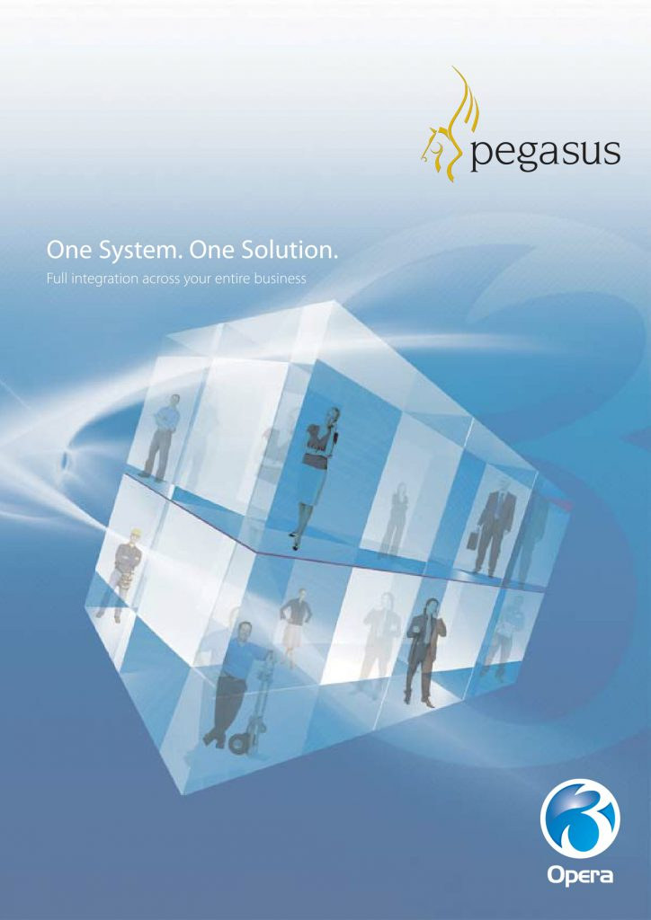 Pegasus Opera 3 brochure