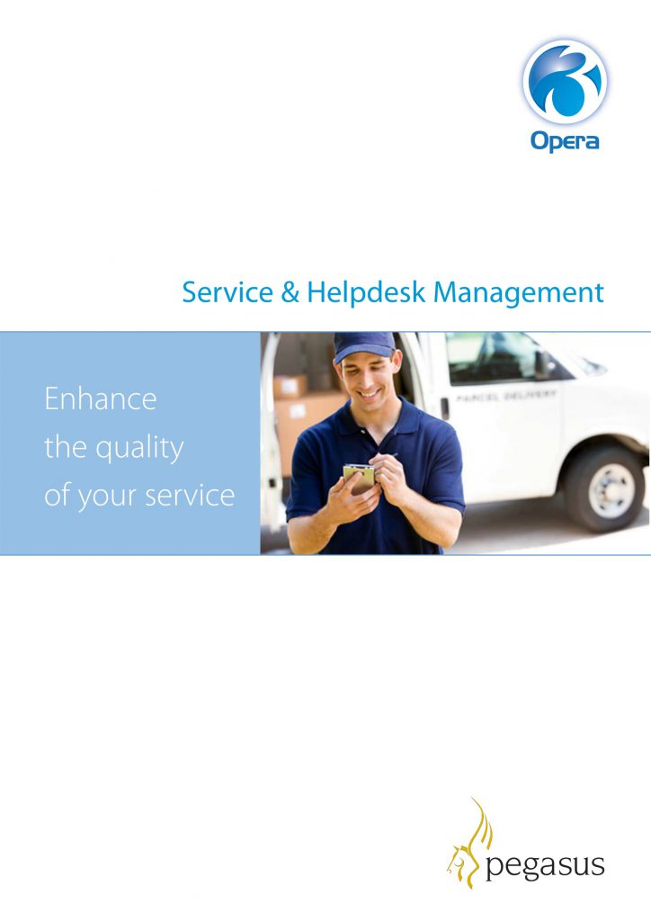 Opera helpdesk brochure