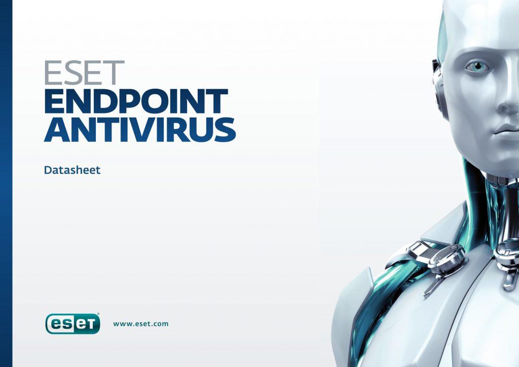 ESET anti virus endpoint software
