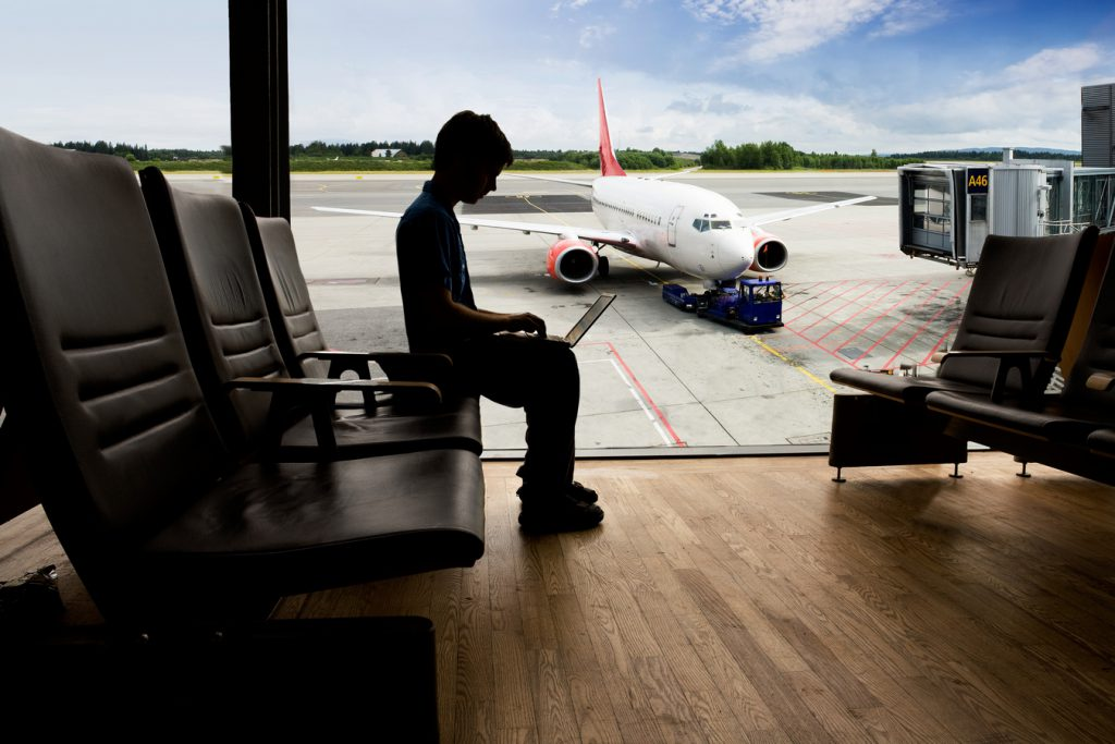 UK flight ban - deslock data encryption