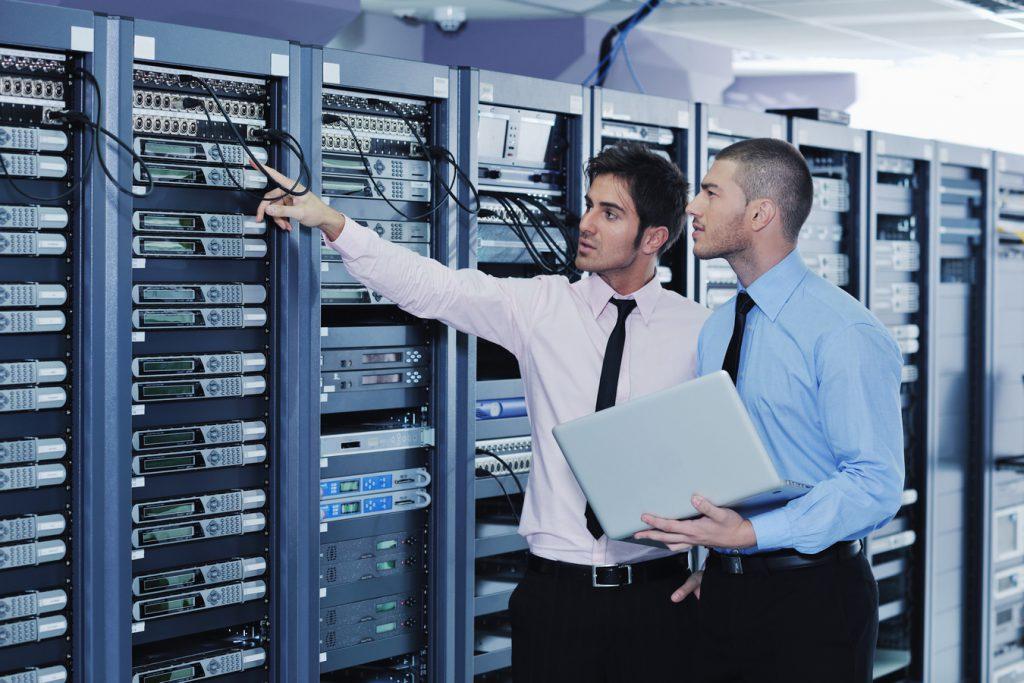 Server installations, server support