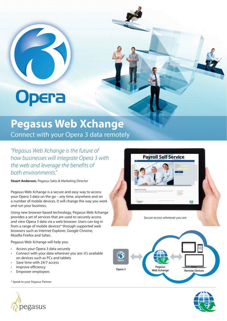 Pegasus Web Xchange