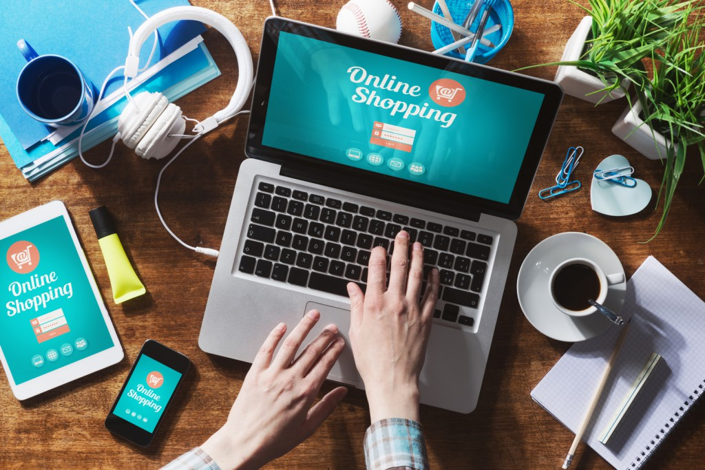 Integrated Webshop ecommerce software