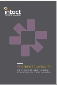 Intact Mobile ERP solutions