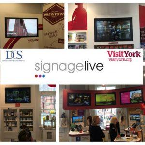 Visit York, DCS IT support