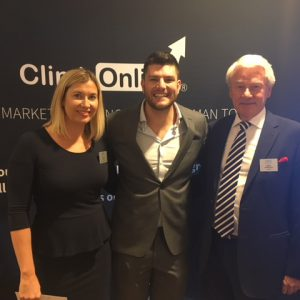 Peter Rogerson, Theresa Clark, Manchester exhbition