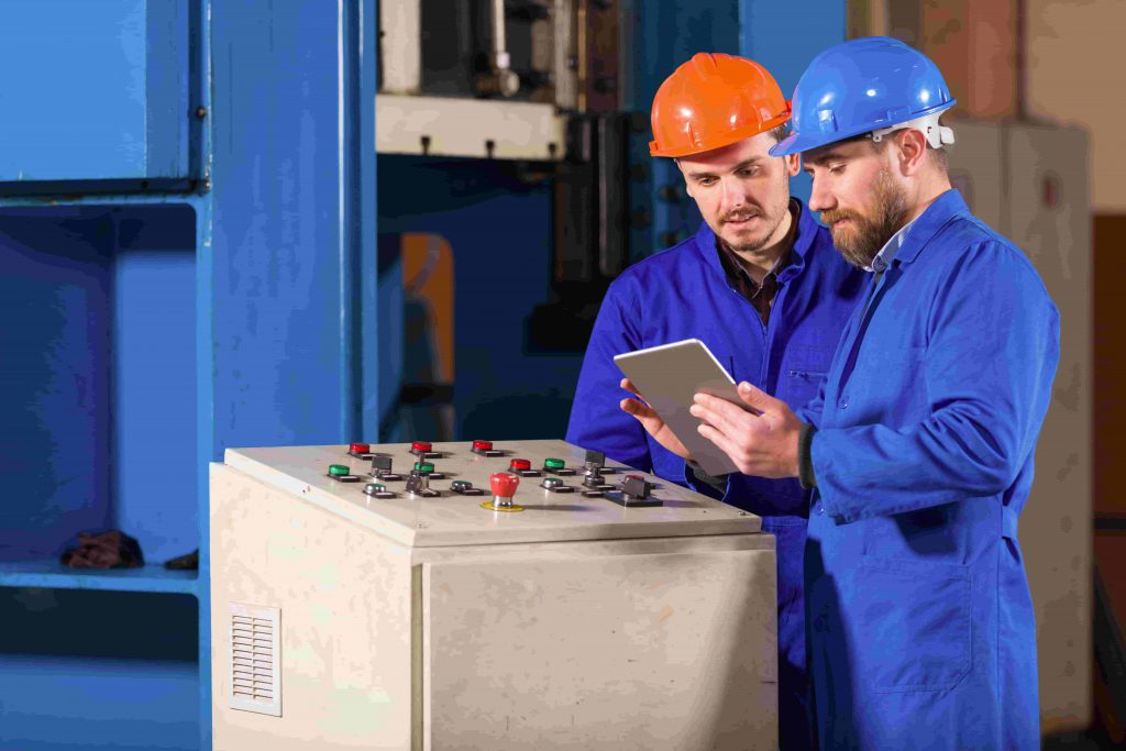 Engineer showing Accounting add ons