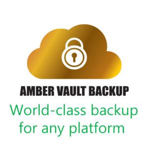 Amber Vault Cloud Backup