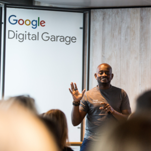 Google digital garage, how do I make my business seen online