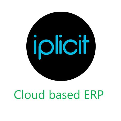 iplicit, Cloud ERP