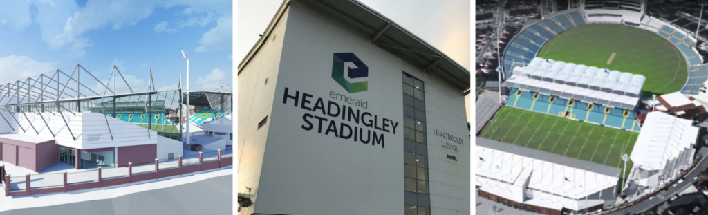 emerald stadium headingley, Leeds Rhinos, YCCC