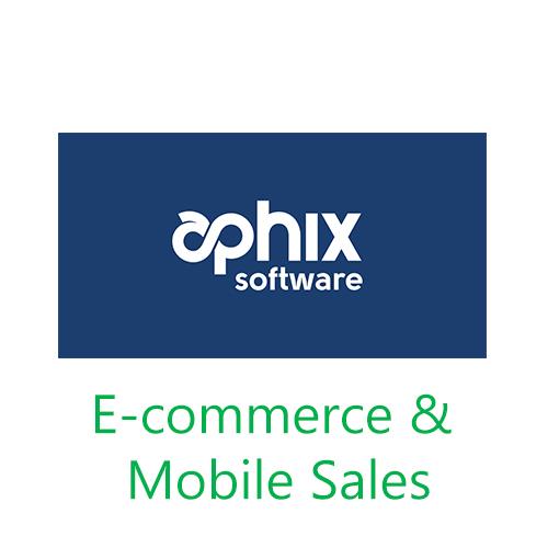 aphix, e-commerce, mobile sales