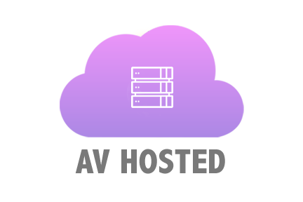 hosted servers managed servers
