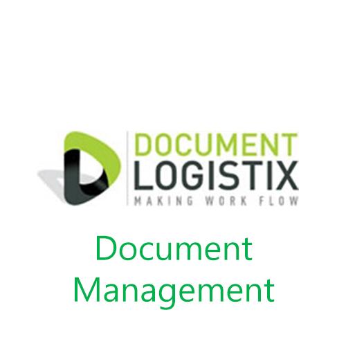 Document logistix, document management