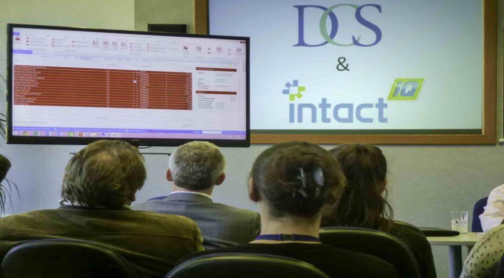 Intact accounting software