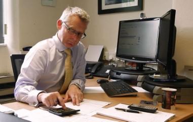 Intact financial accounting, Intact accounts