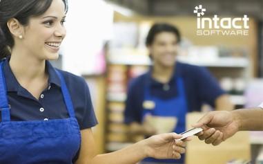 Intact trade counter software