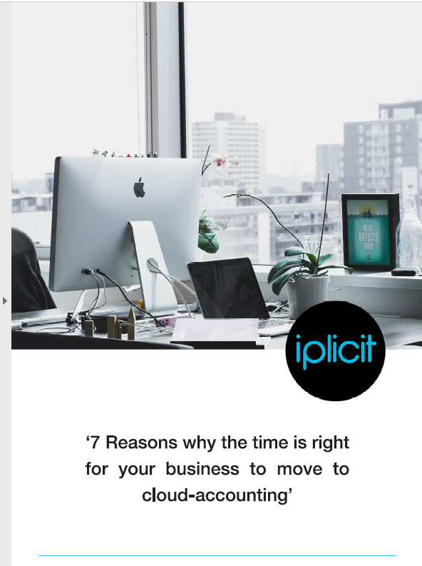 iplicit cloud accounting software