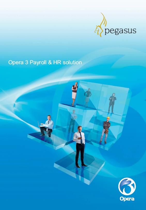 Opera 3 Payroll & HR