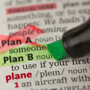 What is your Plan B if you lose your internet?