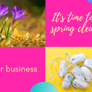 Spring Clean your business with DCS